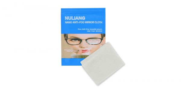 One Advanced Nano Anti-Fog Lens Cleaner eyeglasses