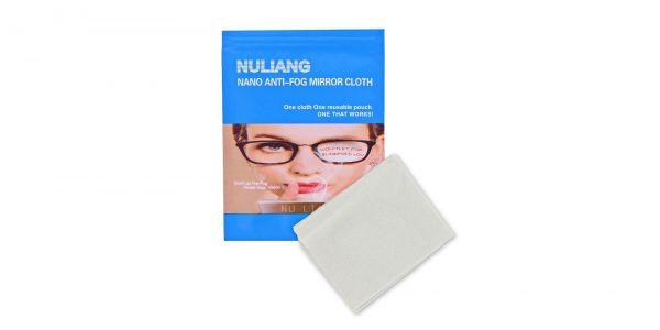One Advanced Nano Anti-Fog Lens Cleaner eyeglasses