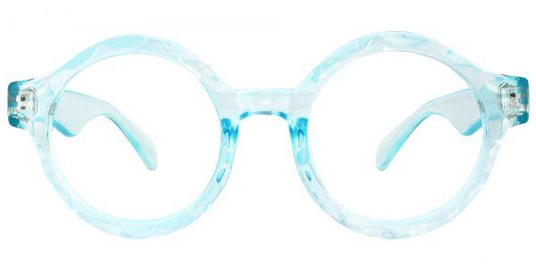 Crystal Round eyeglasses