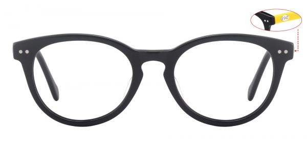 Forbes Oval eyeglasses