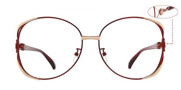 Nina Round eyeglasses