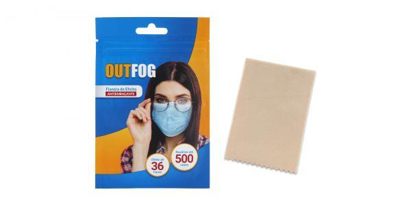 One Anti-Fog Cloth eyeglasses
