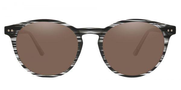 Dormont Round Prescription Glasses - Black