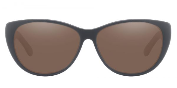 Lynn Cat-Eye Prescription Glasses - Black