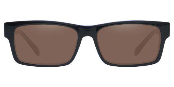 Eclipse Rectangle Prescription Glasses - Blue