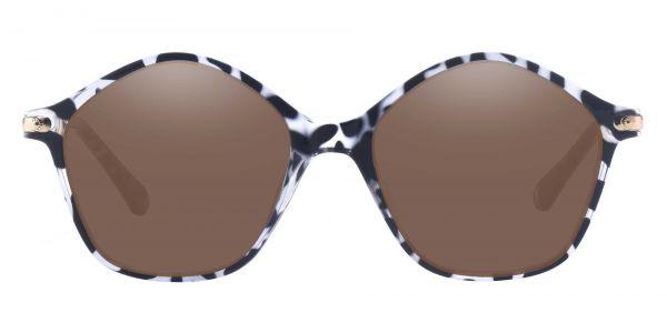 Boulder Geometric Prescription Glasses - Tortoise-1