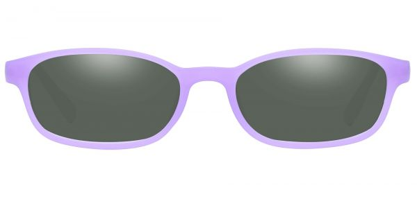 Kia Oval Prescription Glasses - Purple
