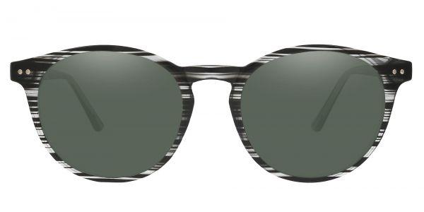 Dormont Round Prescription Glasses - Black-2