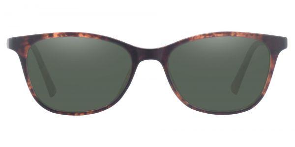 Sasha Classic Square Prescription Glasses - Tortoise-2