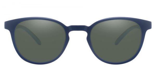 Eaton Round eyeglasses