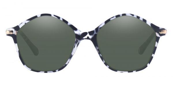 Boulder Geometric Prescription Glasses - Tortoise-2