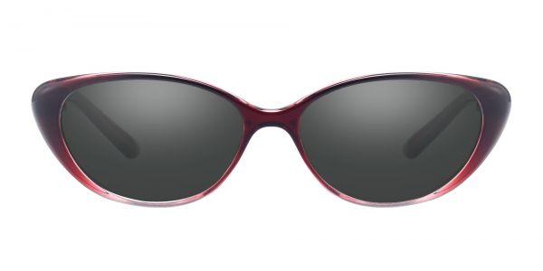 Josie Cat Eye Prescription Glasses - Red
