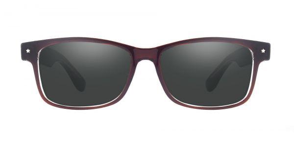 Cochran Rectangle Prescription Glasses - Brown