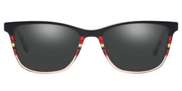 Taffie Oval Prescription Glasses - Clear