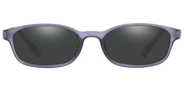 Kia Oval Prescription Glasses - Gray