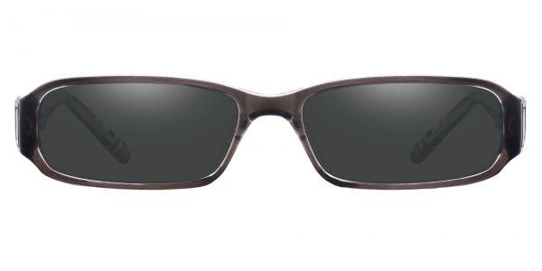 Coral Rectangle eyeglasses