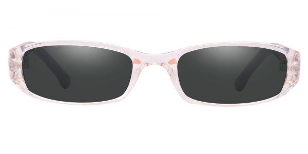 Laurel Rectangle Prescription Glasses - Purple