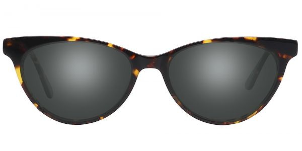Sabrina Cat Eye Prescription Glasses - Tortoise