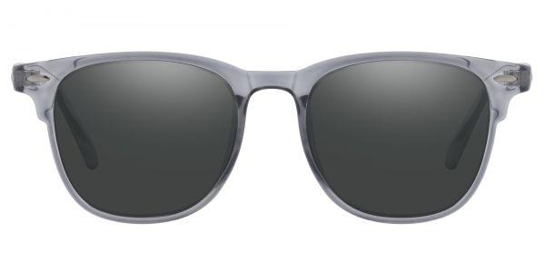 Bento Square Prescription Glasses - Clear