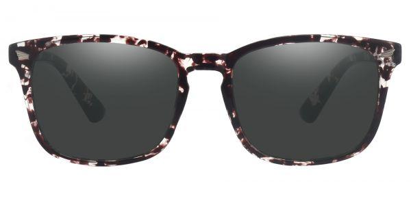 Rogan Square Prescription Glasses - Two-tone/Multi Color