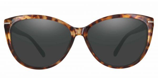 Maggie Cat Eye Prescription Glasses - Tortoise-1