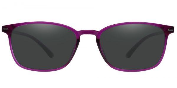 Cabo Oval Prescription Glasses - Purple