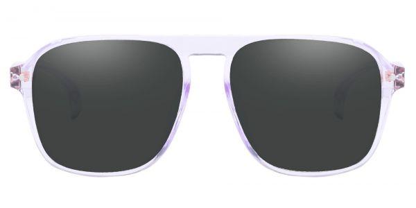 Gideon Aviator Prescription Glasses - Clear