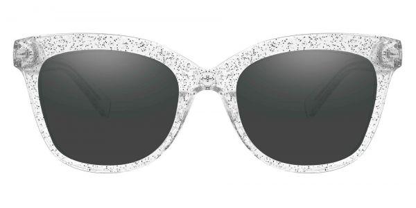 Knox Cat Eye Prescription Glasses - Clear