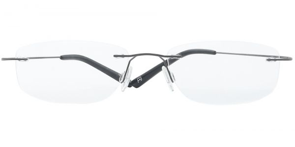 Jennie Rimless eyeglasses