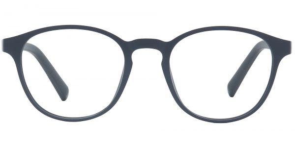Flex Round eyeglasses
