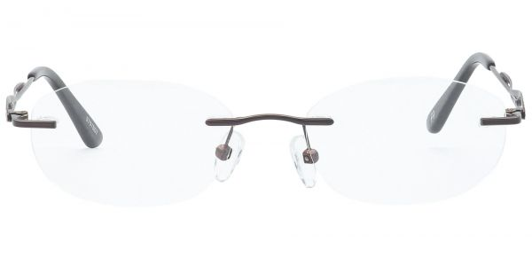 Greta Rimless eyeglasses