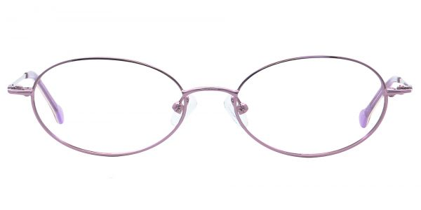 Erika Oval eyeglasses