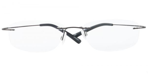 Jennie Rimless eyeglasses
