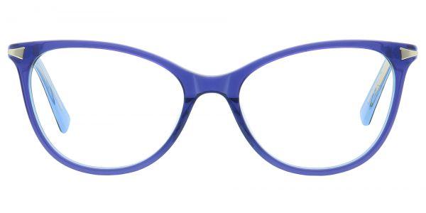 Nona Round eyeglasses