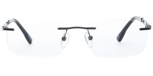 Ricky Rimless eyeglasses
