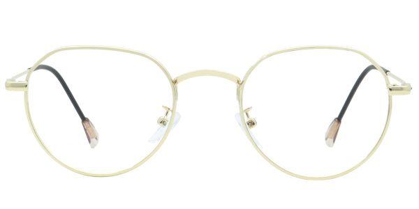 Emerson Round eyeglasses