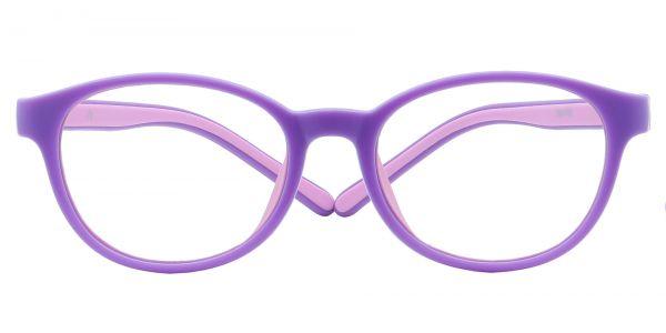 Pace Round eyeglasses