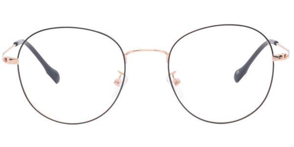 Miller Oval eyeglasses