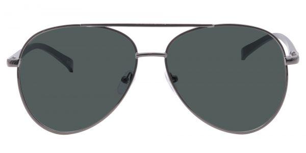 Marius Aviator Prescription Glasses - Gray