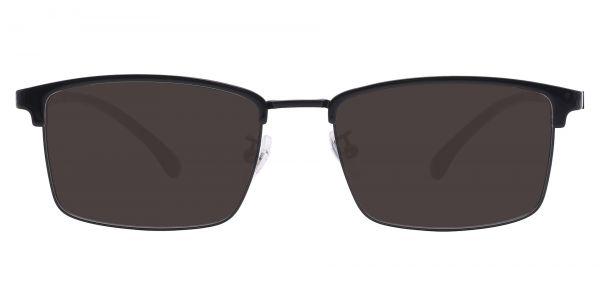 Young Browline Prescription Glasses - Black