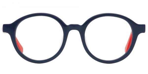 Dudley Round eyeglasses