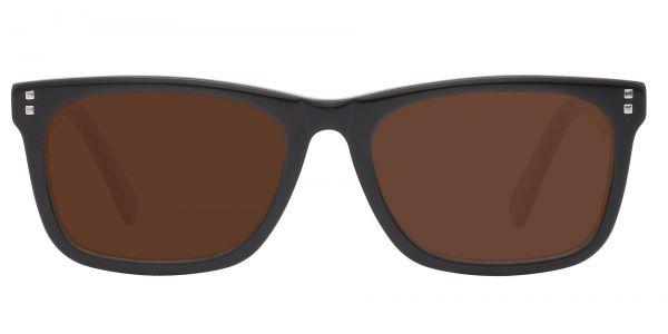 Blitz Rectangle Prescription Glasses - Black