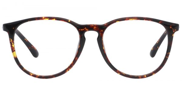 Maple Oversized Oval eyeglasses