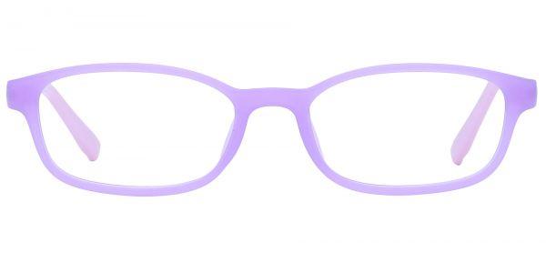 Kia Oval Prescription Glasses - Purple