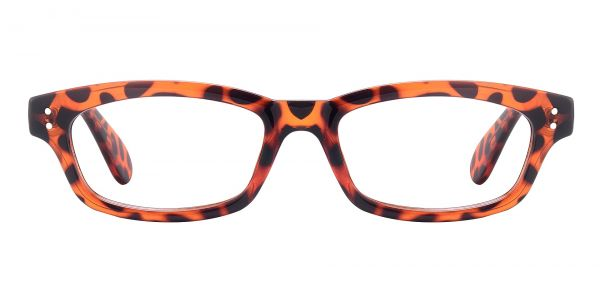 Panthera Rectangle eyeglasses