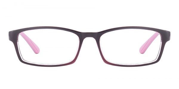 Orchid Rectangle eyeglasses