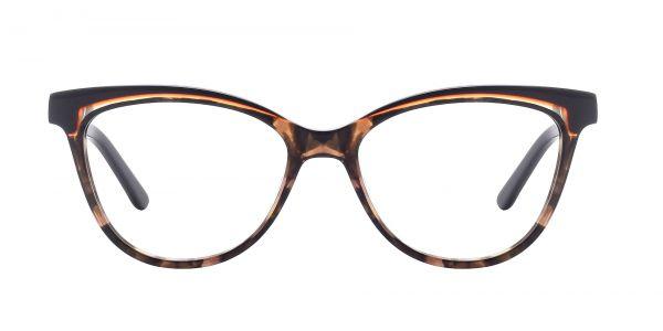 Fleck Cat-Eye eyeglasses