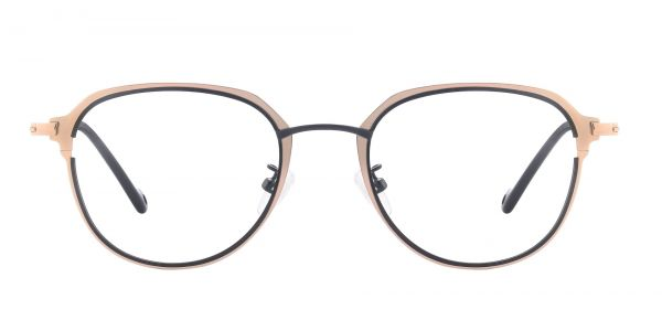 Murray Geometric eyeglasses
