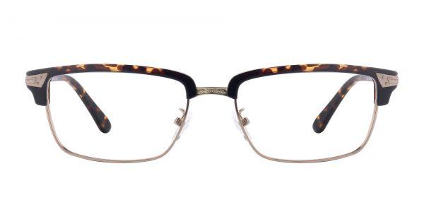 Otto Browline Prescription Glasses - Tortoise