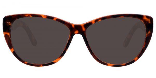 Lynn Cat-Eye Prescription Glasses - Tortoise